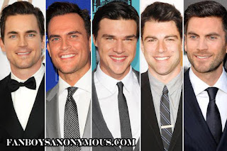 max greenfiel wes bentley finn wittorck sexy men hunk horror tv series murphy american horror story lady gaga