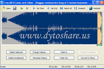 Gambar MP3 Cutter and Editor