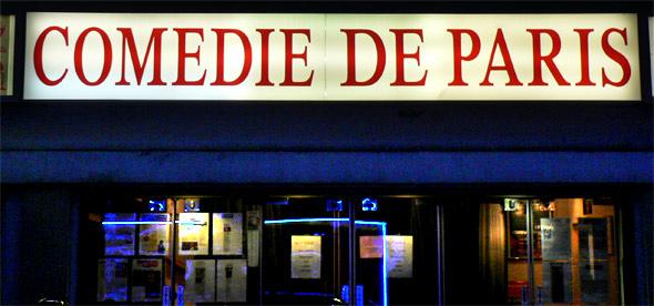 Vous aimez paris paris et ses th tres - Comedie des champs elysees ...