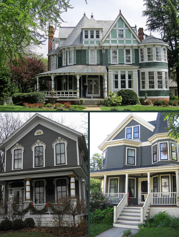 The New House: Exterior Color Palette