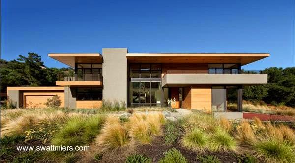 Arquitectura de casas 10 caracter sticas de la casa moderna for Estilos de casas modernas