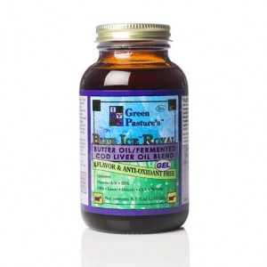 green pastures cod liver oil blend