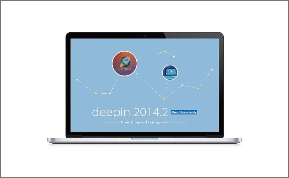 Linux Deepin 2014.2
