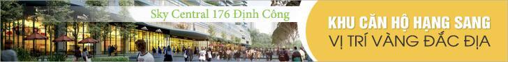 ® Chung Cư Sky Central 176 Định Công - Website Phòng Dự Án
