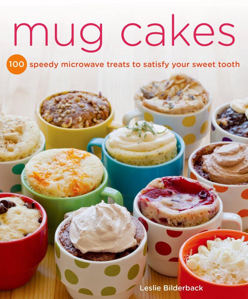 Mug Cakes  Speedy Cakes To Make In A Microwave