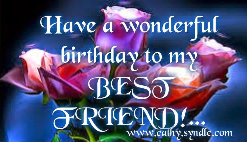 Birthday Wishes Best Friend