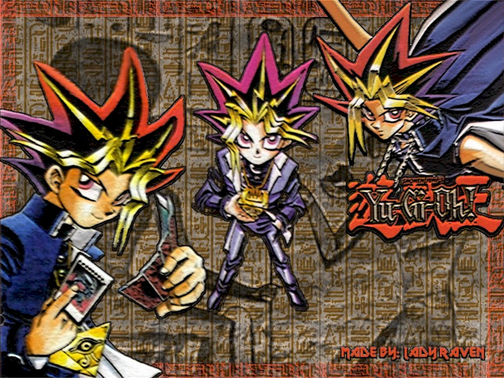 Yu-Gi-Oh HD & Widescreen Wallpaper 0.328852099556209