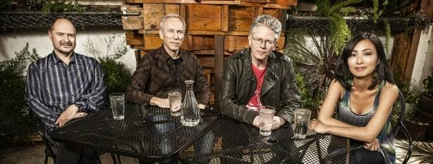 Kronos Quartet - Photo credit: Jay Blakesberg