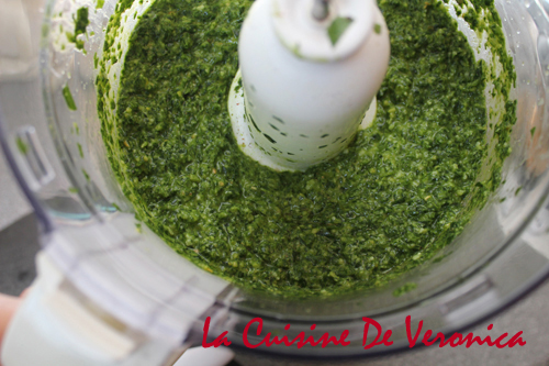 Wild Garlic Pesto 野蒜青醬