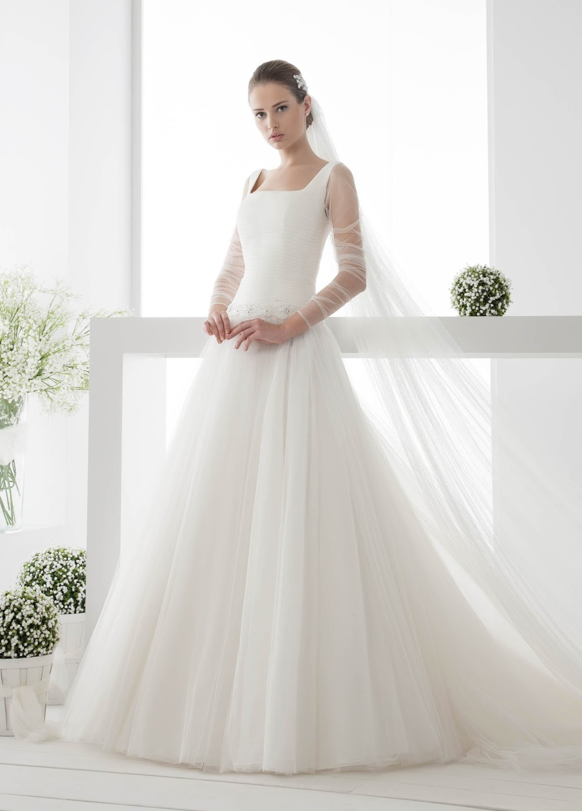 Jolies 2014 Spring Bridal Collection