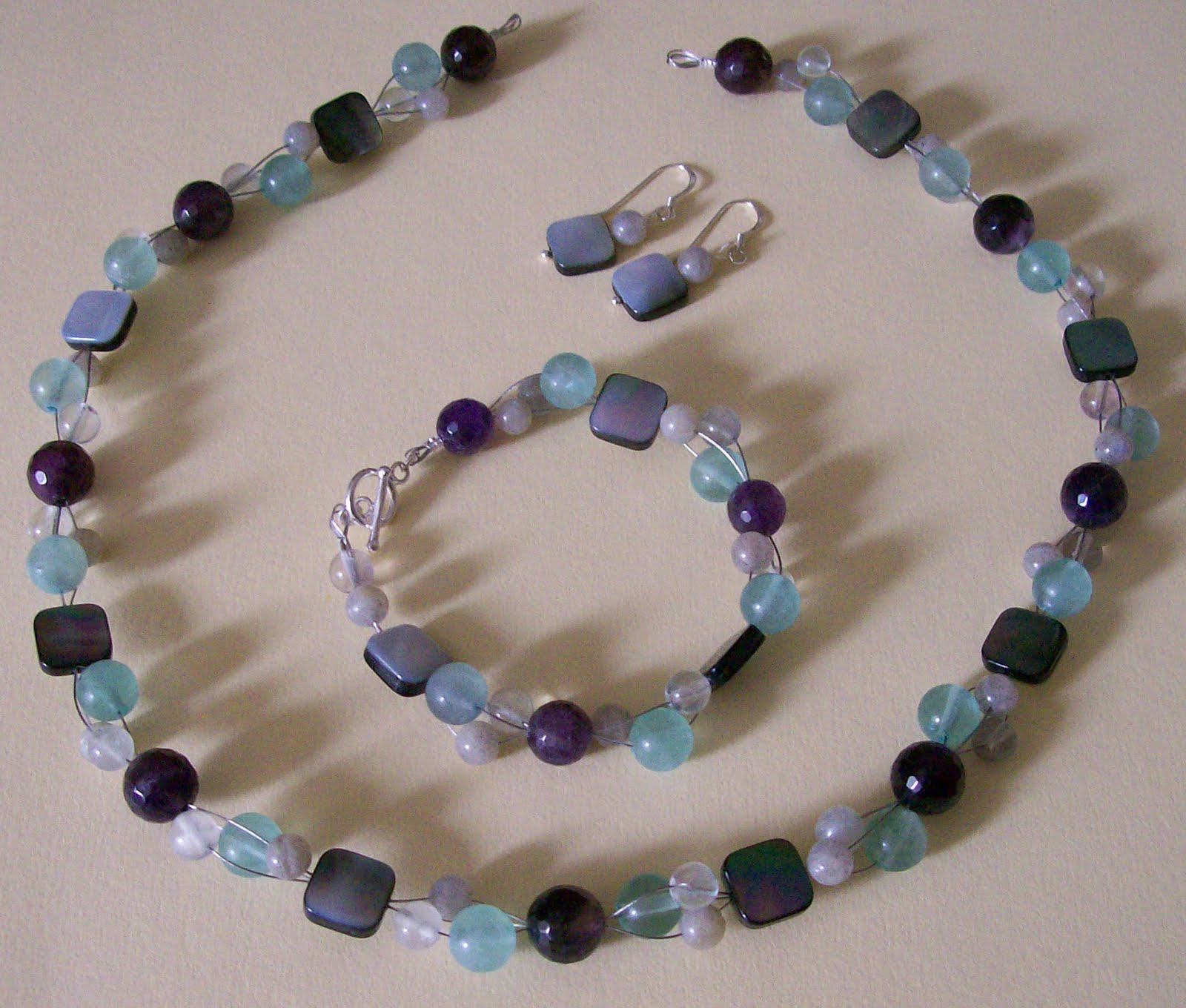 Feltabulous: My First Jewellery Making Project