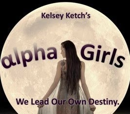 BE AN ALPHA GIRL