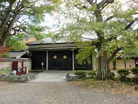 今宮神社:神輿庫