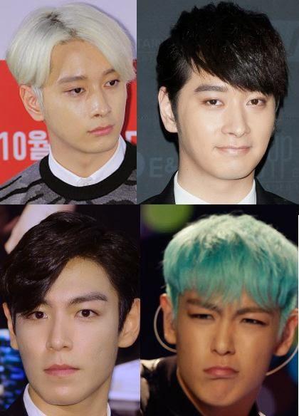 Trend Warna Model Rambut Korea 2015 Potongan Terbaru