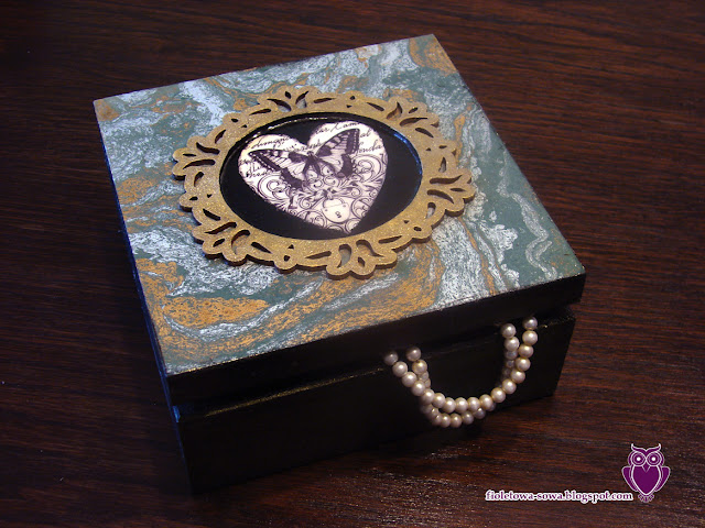 pearl butterfly box