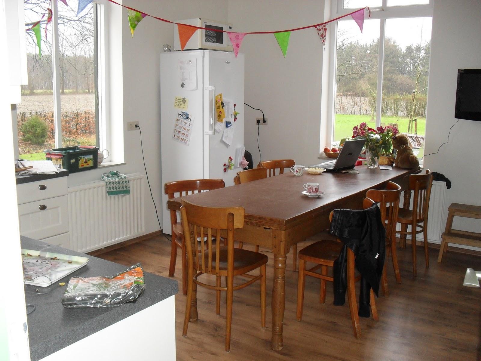 Open keuken versus aparte keuken - Huisvlijt