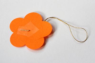 Membuat Bunga Dari Kertas 2