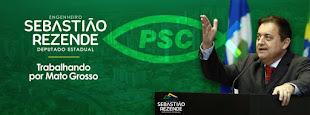 Dep. Estadual Sebastião  Rezende do PSC-MT