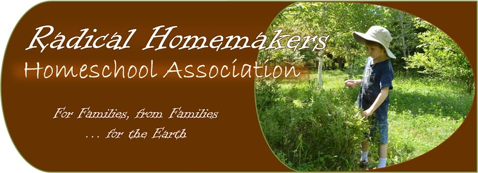 Radical Homemakers Homeschool Association