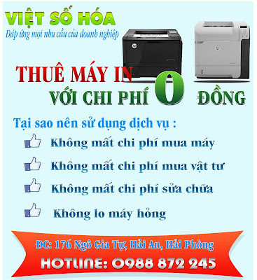 cho thue may in