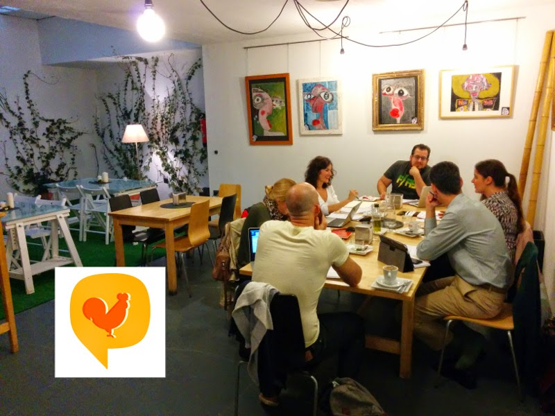 Sunrise Blog Club en Sur Café Bar