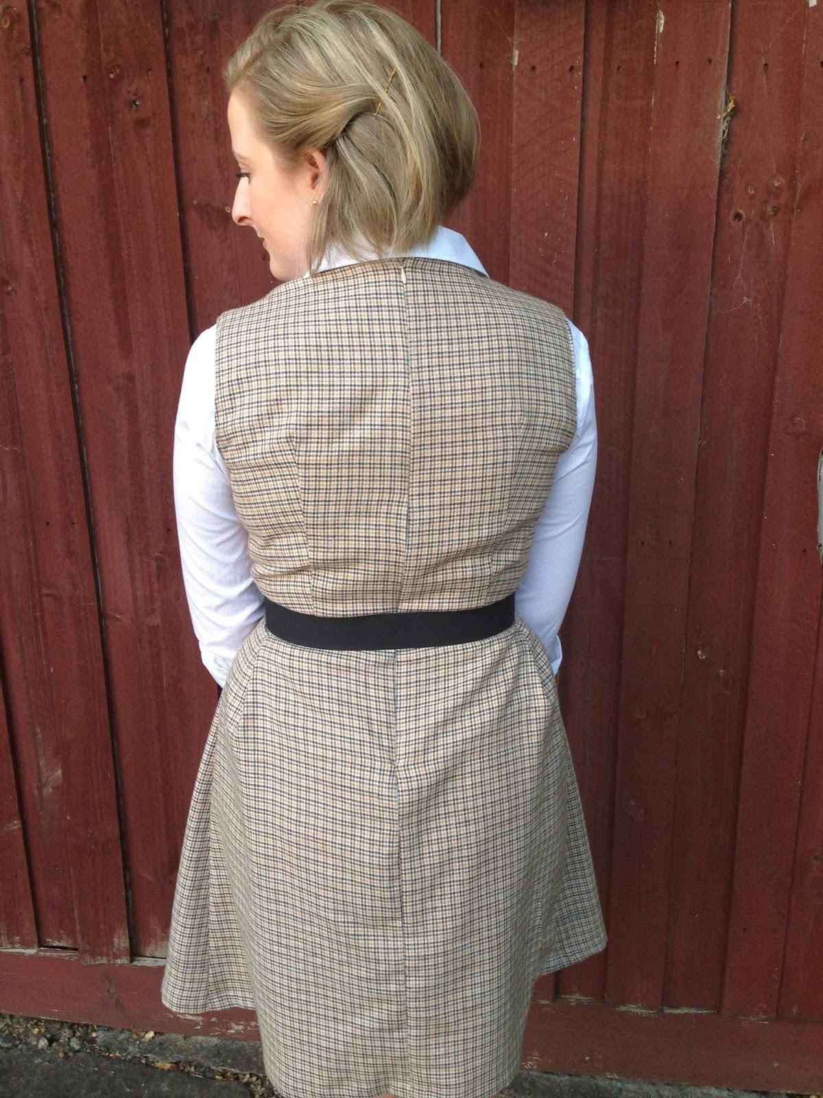 Garden Party Dress Honig Design