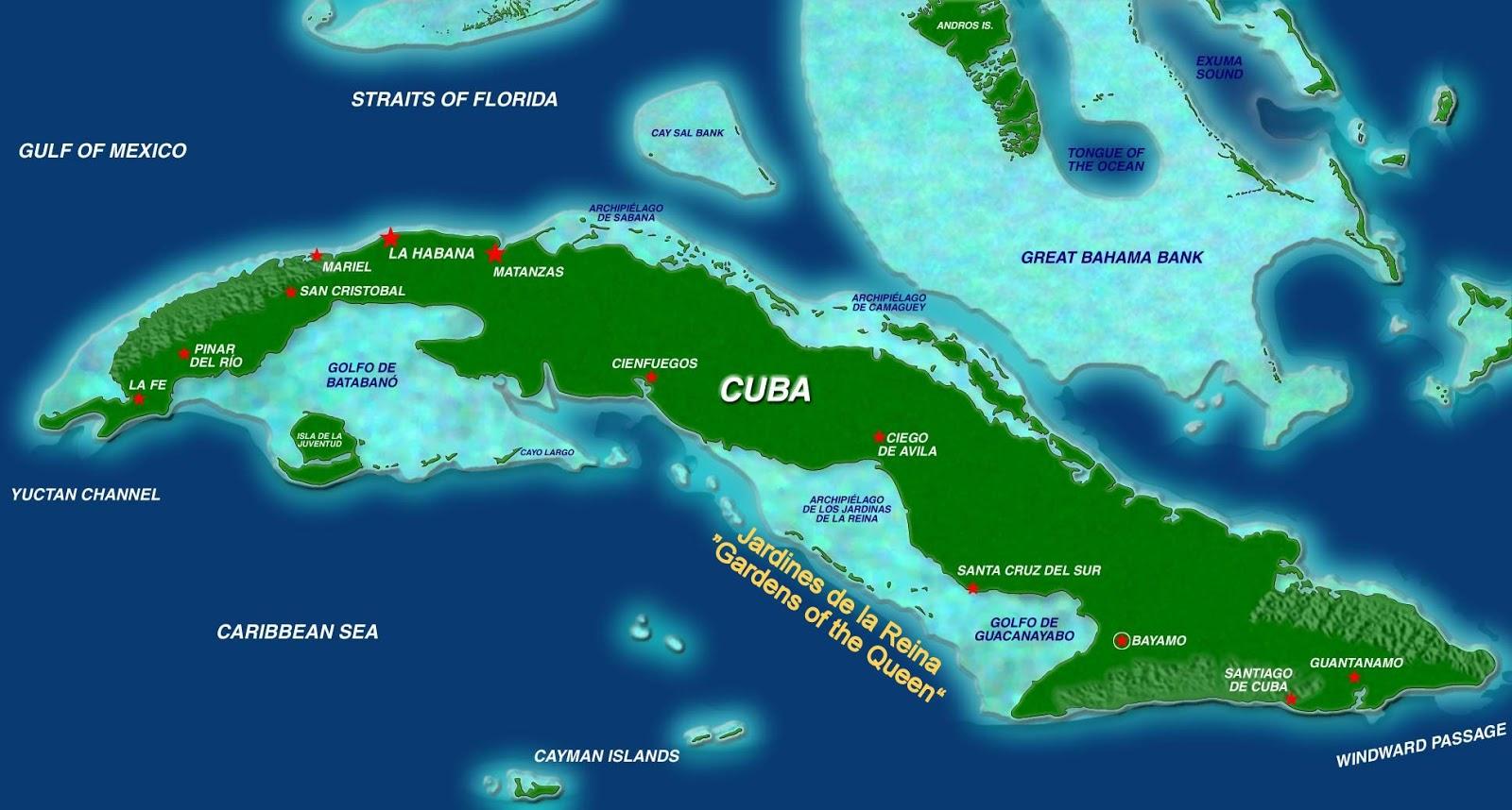 Cuba se prepara para reducir efectos del cambio climático