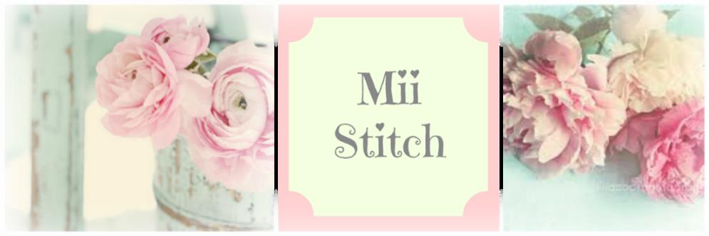 Mii Stitch