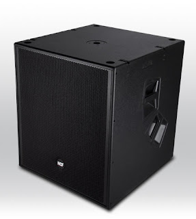 "21"" subwoofer in a package not much larger than a typical 18"" sub"