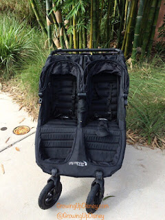 City Mini Double, rental stroller at Disney
