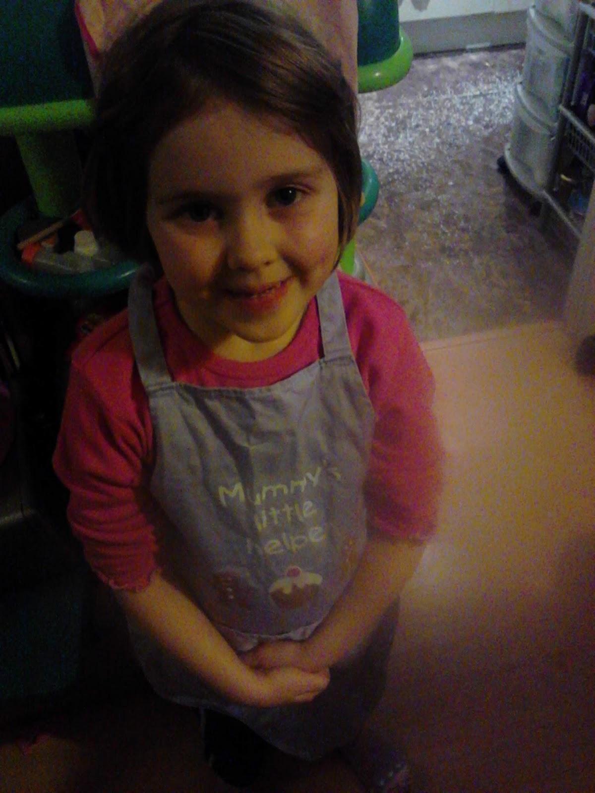 new*new*11yo pthc 5yo ready to help with baking