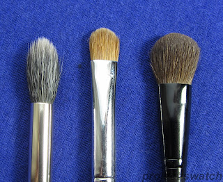 Laura Mercier Finishing Eye Brush, Monda Brush , Smashbox brush