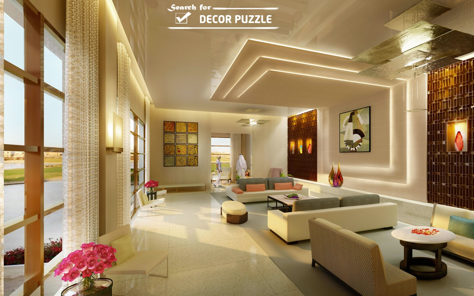 Genial POP Design For Roof, Pop False Ceiling Designs Catalogue For Living Room