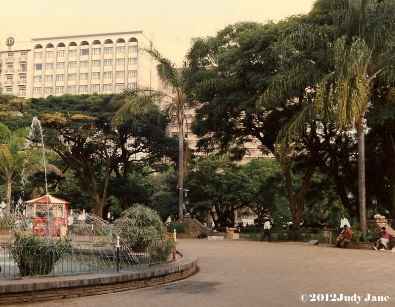 Harare Garden