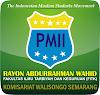 Visi Misi PMII Rayon Abdurrahman Wahid Komisariat Walisongo Semarang Periode 2013-2014
