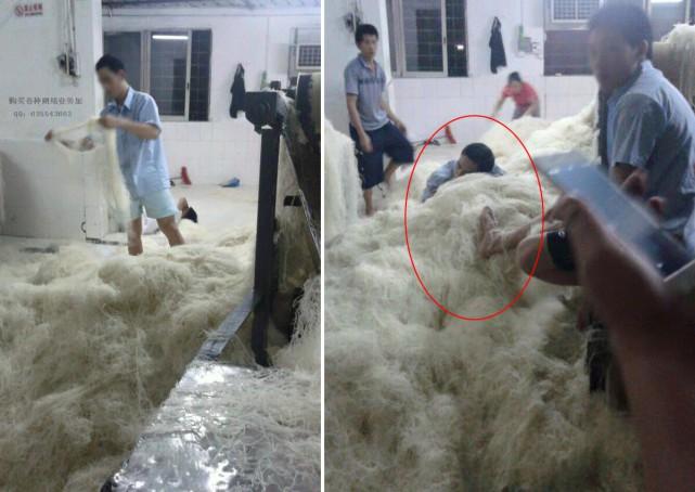 Foto-Foto Proses Pembuatan Mihun Menjijikkan