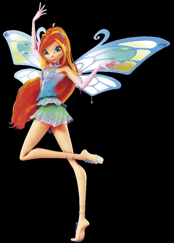Winx club fairies enchantix 3d - Winx club bloom enchantix ...