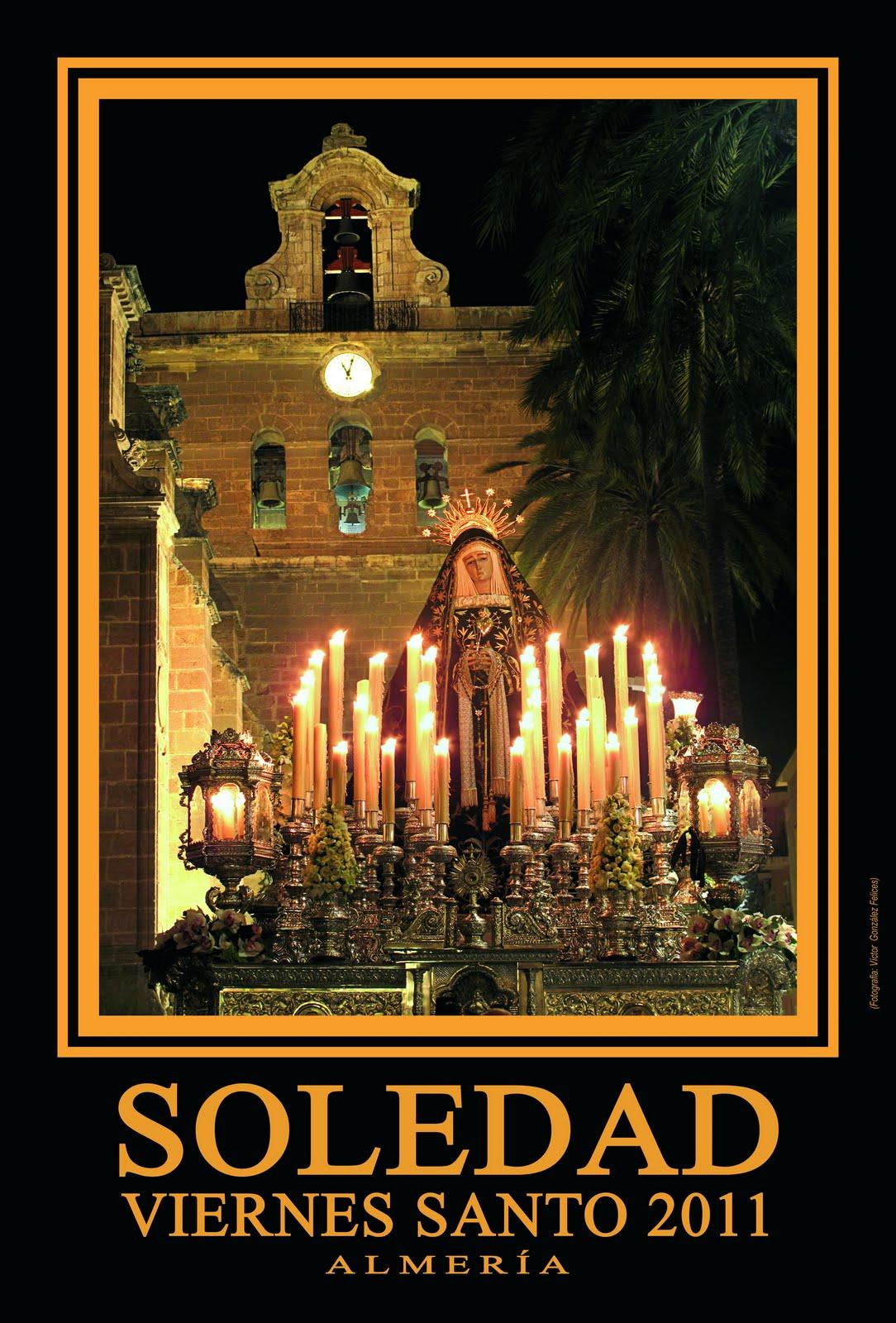 Cartel de Soledad 2011
