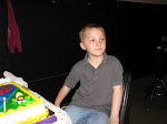 Jonah at his 7th birthday party