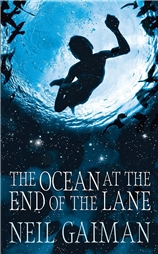 The Ocean at the End of the Lane by Neil Gaiman UK cover