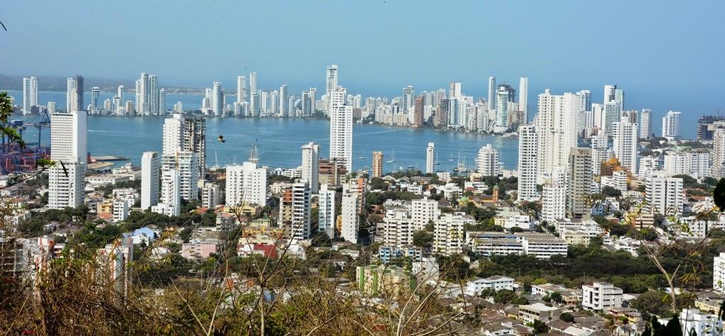 Cartagena Popa Hill Bocagrande