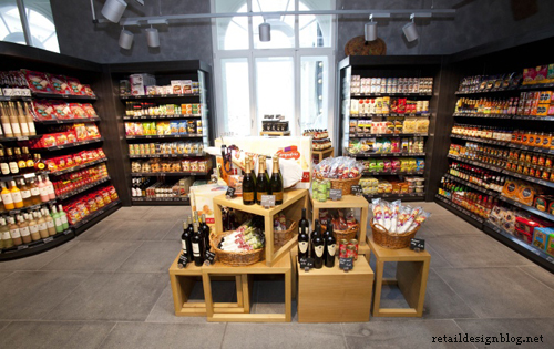 attractive store display correlates with favourable consumer behaviour