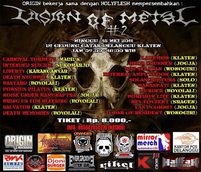VISION OF METAL #2 - 2011