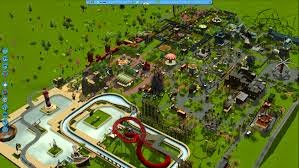 RollerCoaster Tycoon 3D Gratis Para 3DS