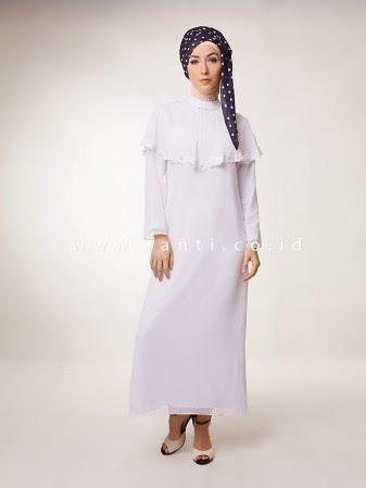 Gambar Model Baju Muslim Gamis Terbaru