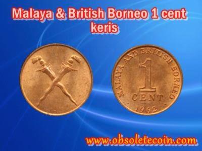 1962 1 cent
