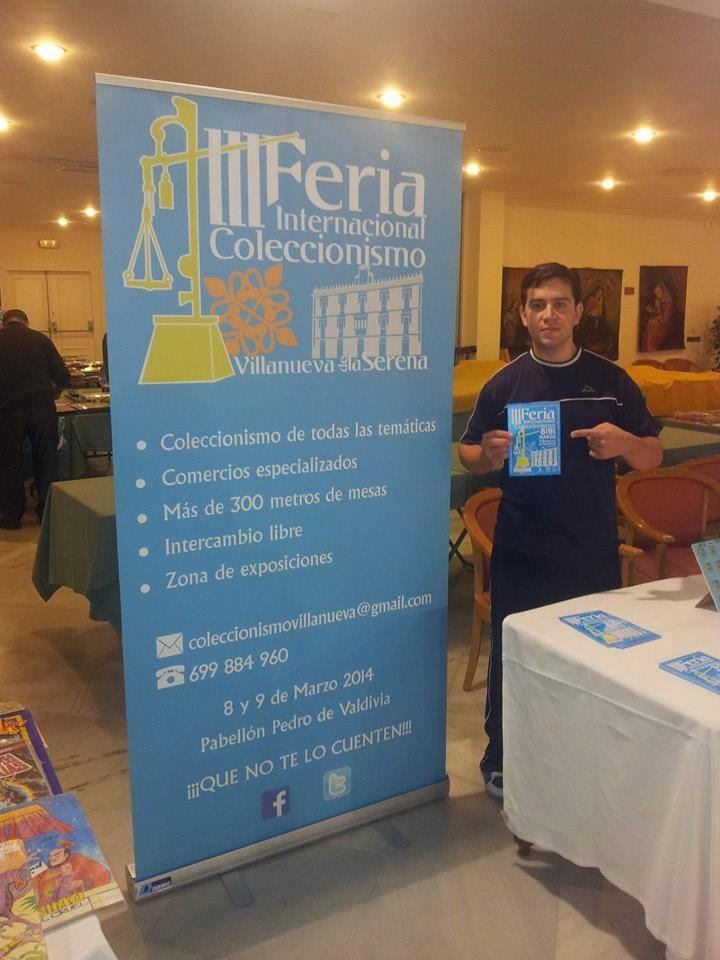 Promoción Feria Coleccionismo