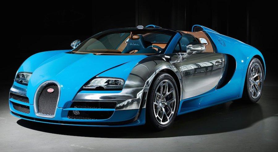 超高級スーパーカー「ブガッティ・ヴェイロン」が残り8台で完売!