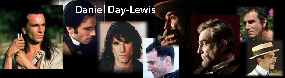 Daniel Day-Lewis - Actor