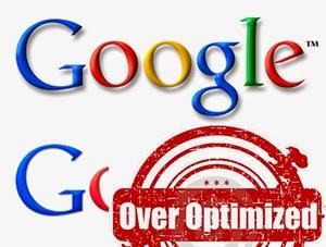 Ilustrasi Overoptimized
